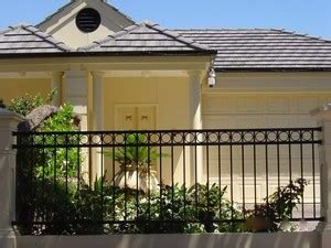 adelaide tubular fencing in adelaide sa fencing