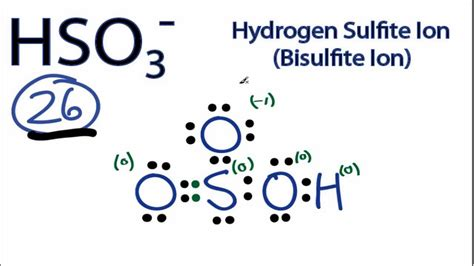 hso lewis structure   draw  lewis structure