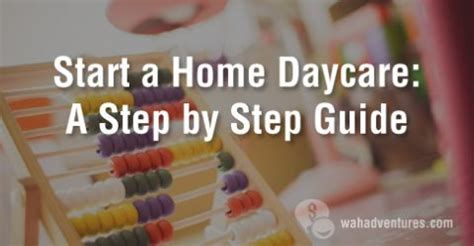 how to start a home daycare 17 best ideas about in home daycare on daycare