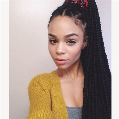 old box braids box braids via ig cryschanelle dreads and hair