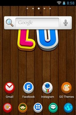 lululu go launcher ex theme s lululu android theme for go launcher androidlooks