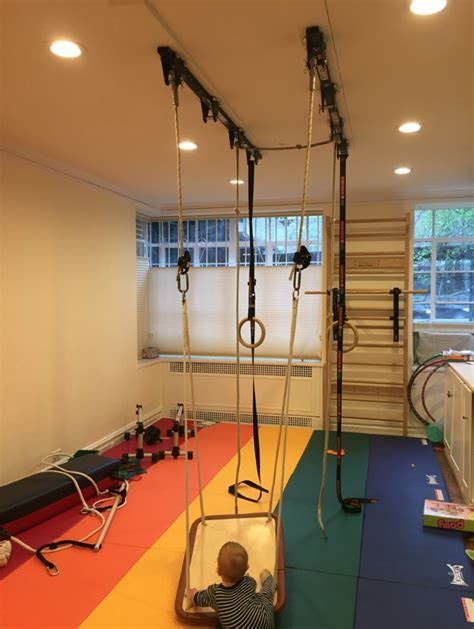 For Playroom by Multi Purpose Workout Room Playroom For Crossfit Parkour