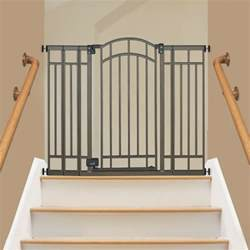 Best Baby Gate For Stairs Comparing The Best Baby Gates For Stairs Top And Bottom