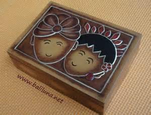 Kotak Tisu Minuman Merah souvenir pernikahan kotak perhiasan 01 souvenir