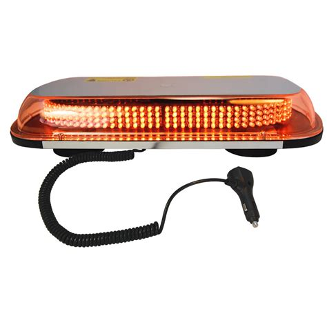 Strobe Led Light Bar Hqrp 336 Led Strobe Emergency Warning Tow Rooftop Strobe Light Bar Magnet Ebay