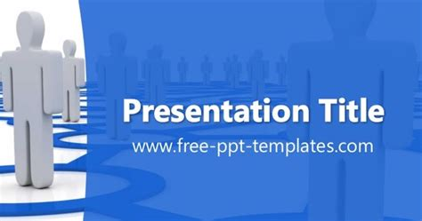 4 h powerpoint template free powerpoint templates