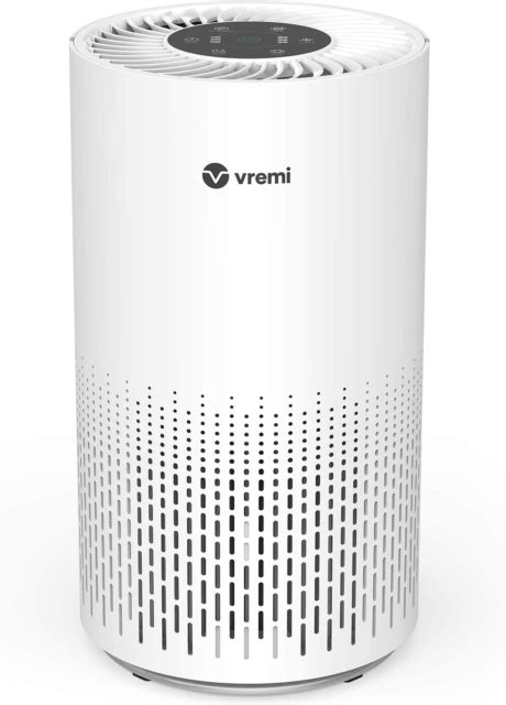 vremi large room home air purifier  true hepa filter
