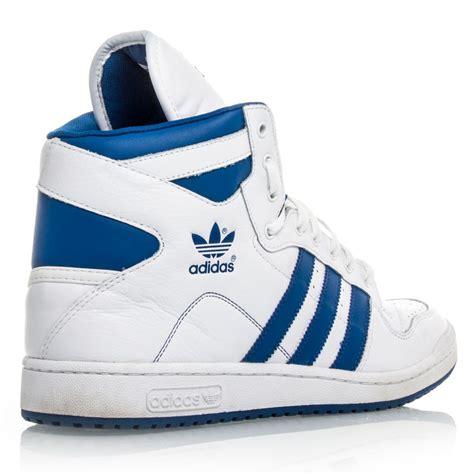 adidas blue basketball shoes adidas originals decade hi mens basketball shoes white