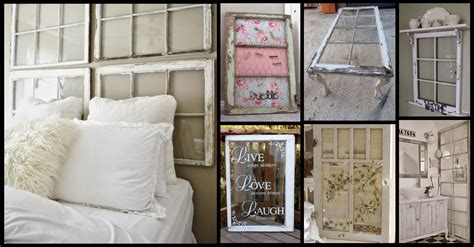 salvage home decor diy how to repurpose salvaged windows as home decor