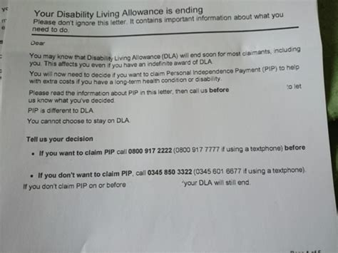 Support Letter For Dla The Pip Assessment System Is Garbage And Dangerous Kate Belgrave