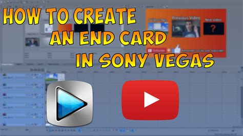 end card templates sony vegas how to make an end card in sony vegas