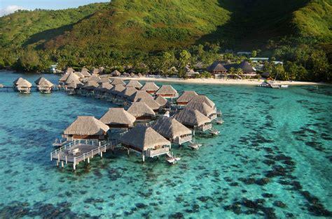 moorea overwater bungalow moorea lagoon resort island escapes