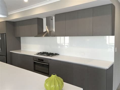 modern kitchen splashback neutral kitchen glass splashbacks modern kitchen