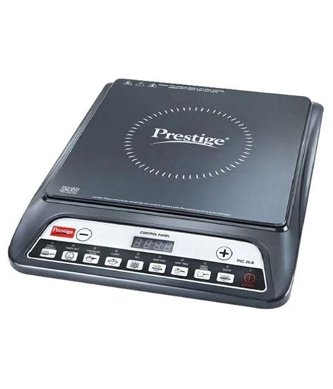 prestige pic 7 0 induction cooktop prestige pic 20 0 1200 w induction cooktop price in india