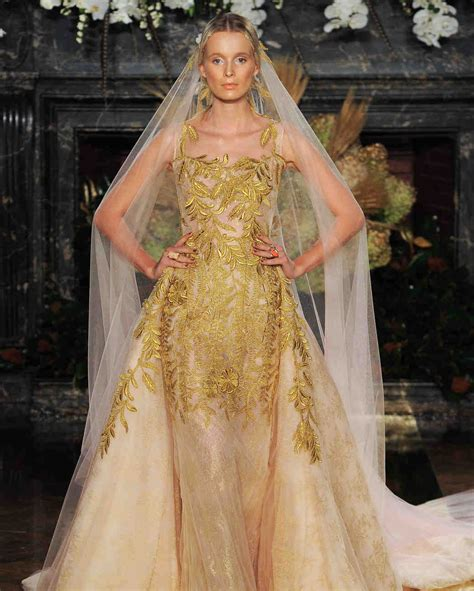 Fall Wedding Dresses by Yolancris Fall 2017 Wedding Dress Collection Martha