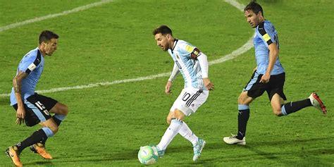 Pemain Argentina Piala Dunia 2018 Highlights Kualifikasi Piala Dunia 2018 Uruguay 0 0