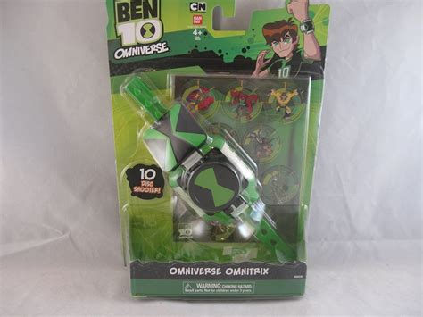 How To Make A Paper Ben 10 Omniverse Omnitrix - ben 10 omniverse omnitrix disc shooter review