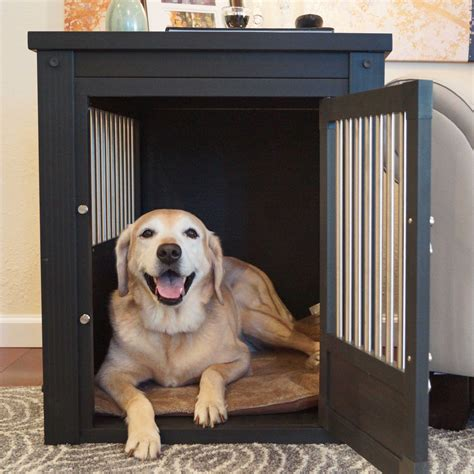 ecoflex pet crate end table jet com new age pet ecoflex habitat n home innplace