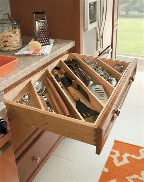 Homecrest Cutlery Utensil Divider   Traditional   Kitchen