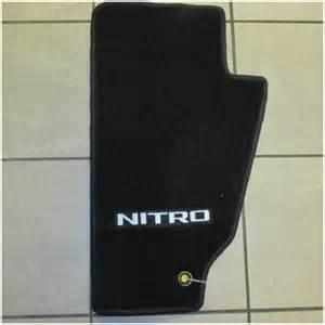 mopar 2007 2010 dodge nitro premium slate gray front and