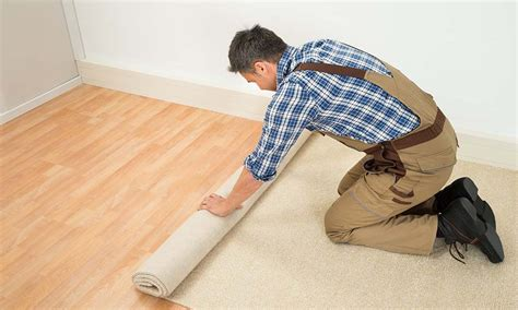 replacing a small section of carpet how to replace a section of carpet with tile carpet