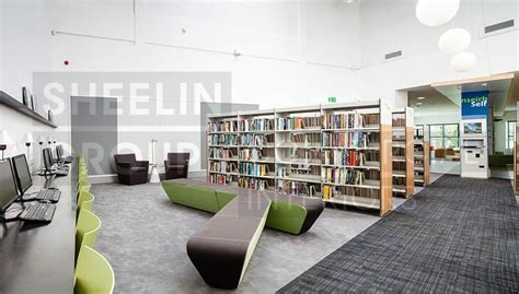 Modern Library Furniture Home Design Ideas And Pictures Modern Library Furniture