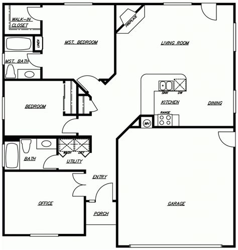 New Home Floorplans by Best New Home Floor Plans And Prices New Home Plans Design