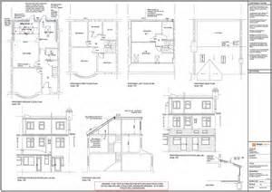 design board architectual services house extension