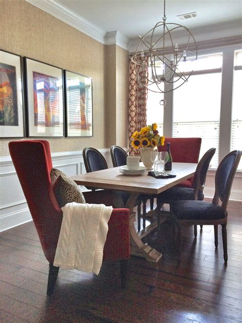 dining chairs in living room try this at home mix and match dining chairs blulabel
