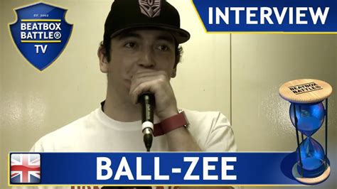 Pattern Beatbox Ball Zee | ball zee from england interview beatbox battle tv