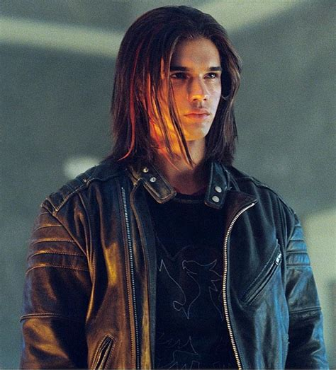 look bad with long hair steven strait in sky high man candy pinterest