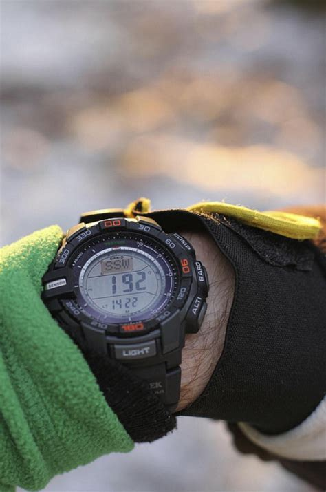 casio prg 270 casio protrek prg 270 review