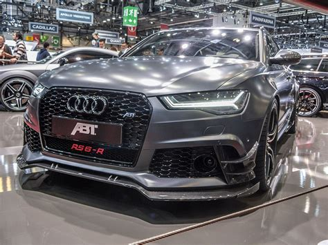Audi Rs6 Abt Price by 2015 Abt Audi Rs6 R Redesign Prices Photos Gallery And