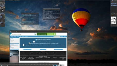 Kaos Slackware 15 way linux os comparison shows mixed high performing