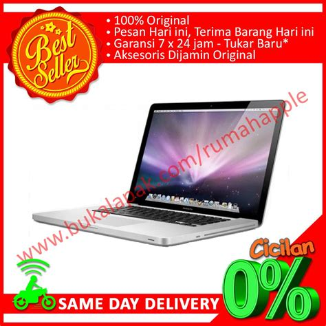 Macbook Pro Md101 Ibox by Jual Promo Apple Macbook Pro Md101 13 Inch Dual 4gb