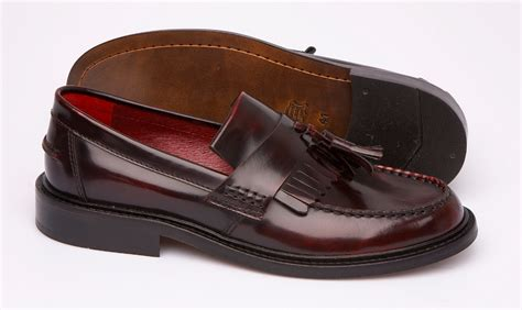 mod tassel loafers new delicious junction tassel loafers mod shoe ox blood