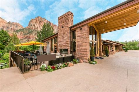 Cabins In Zion National Park by 17 Best Ideas About Zion National Park Lodging On