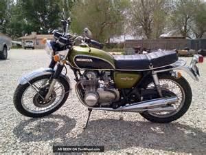 Honda Cb500four 1971 Honda Cb500 Four