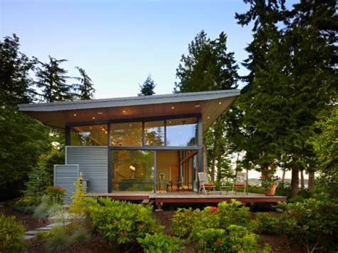 sustainable house compact modern sustainable port ludlow residence by