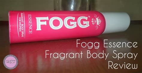 Parfum Fogg Tanpa Gas fogg essence fragrant spray review hbf