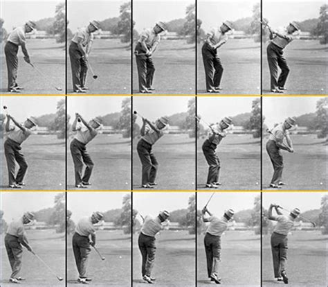 sam snead golf swing sequence golf tips quips november 2010
