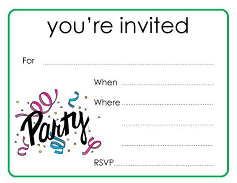 you re invited template items similar to you re invited cards on etsy