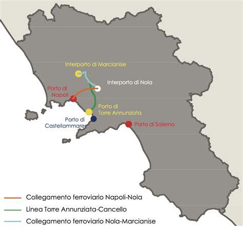 porti napoli il porto di napoli nel contesto regionale nazionale ed