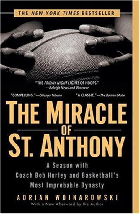 The Miracle Season Preview The Miracle Of St Anthony A Season With Coach Bob Hurley And Basketball S Most Improbable