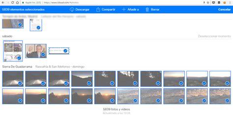 como ver imagenes guardadas en icloud c 243 mo pasar tus fotos de icloud a google fotos