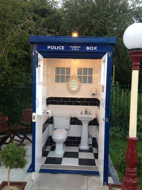 bathroom in england loo doctor loo the toilet of choice for time lords cnet