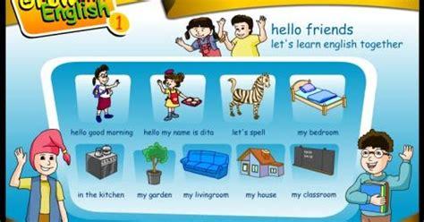 tutorial bahasa inggris untuk anak sd cd pembelajaran interaktif bahasa inggris kelas 1 trik