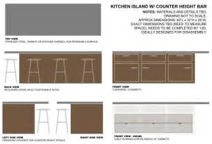 kitchen island dimensions with seating hacker help varde base cabinet into an breakfast bar
