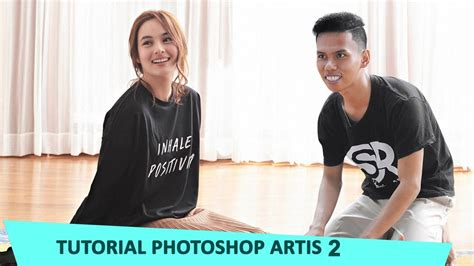 tutorial edit foto bareng artis edit bareng artis chelsea islan tutorial 2 youtube