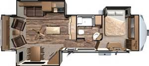 mesa ridge rv floor plans sportsmen travel trailer fifth wheel floorplans photos k z